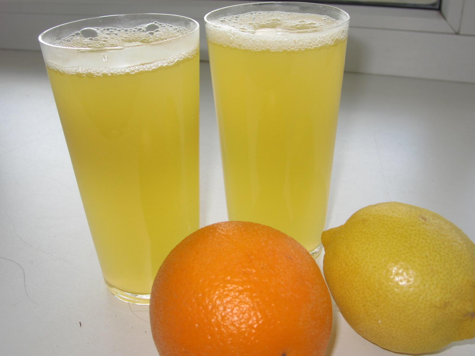 Рецепт лимонада в домашних условиях пошаговый
