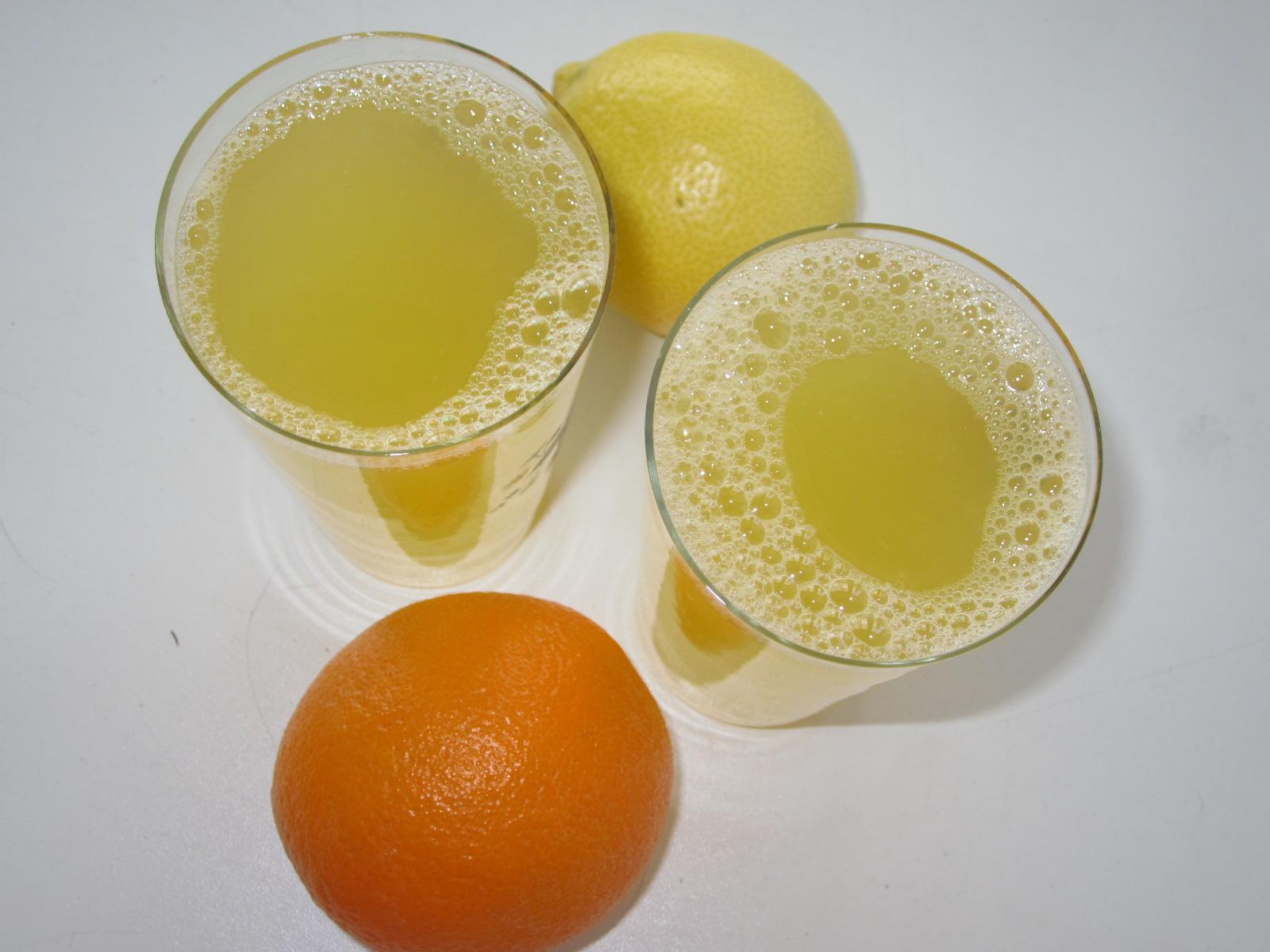 Как сделать коктейль из апельсина