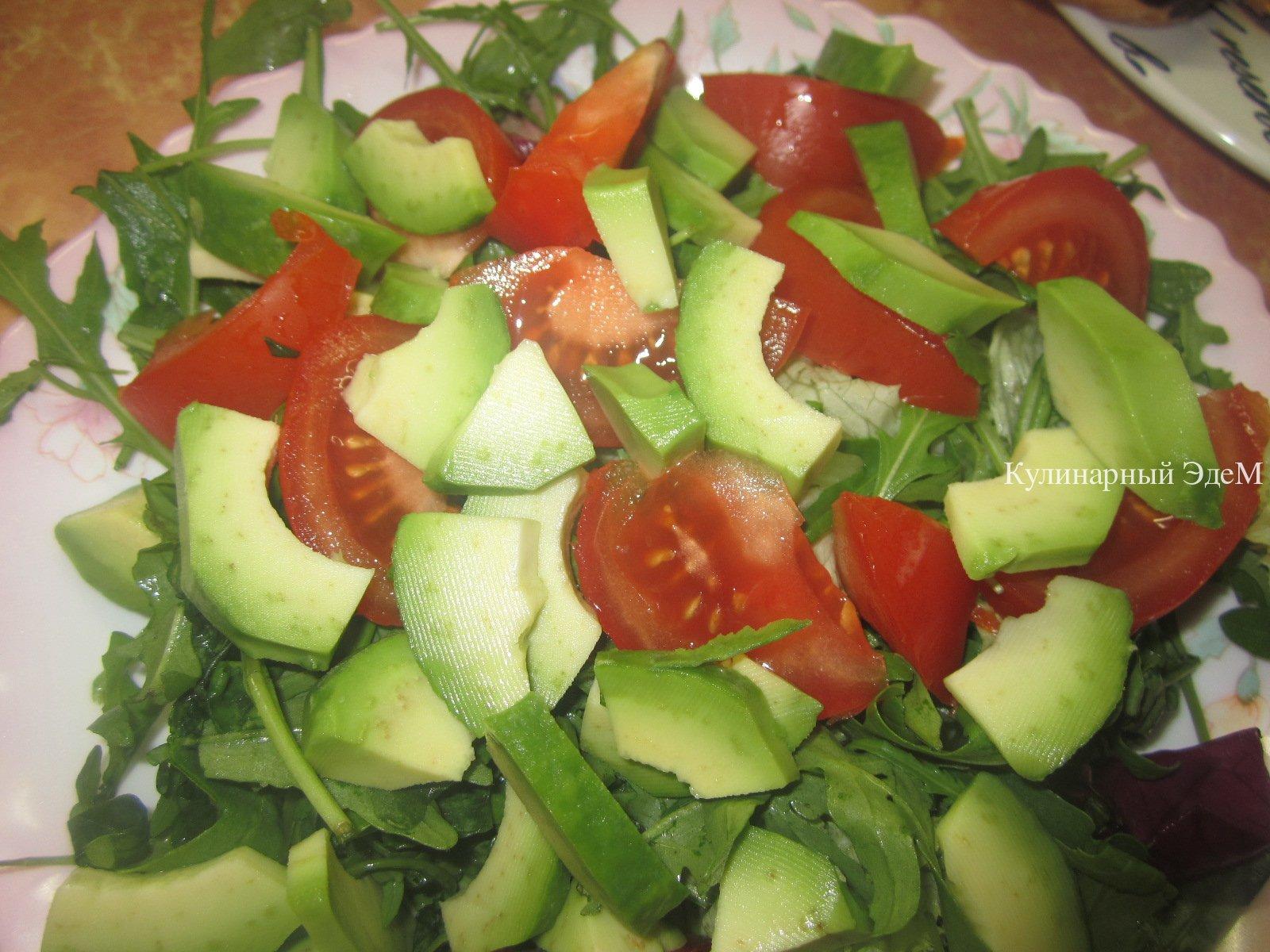 Рецепты салатов с зеленым луком