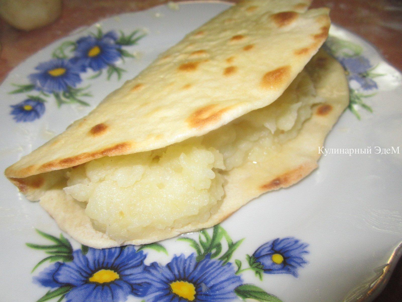 Картофельные лепёшки на сковороде и в духовке 20