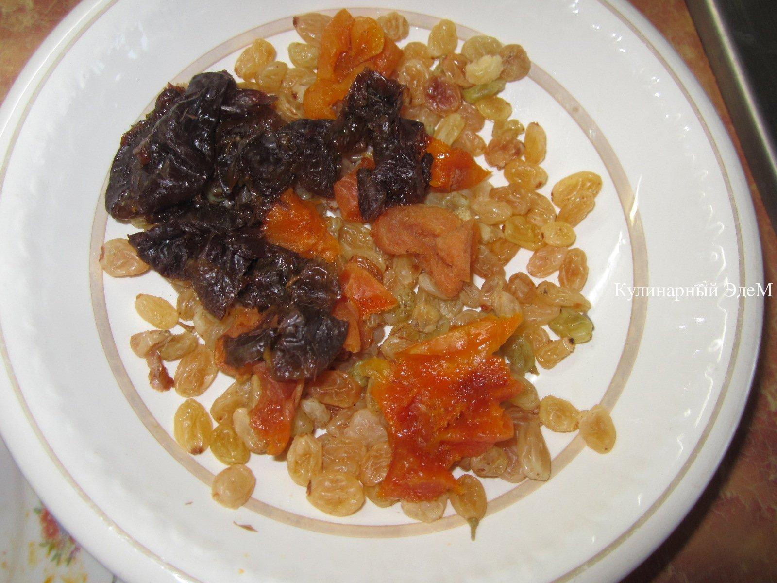 Кутья поминальная из риса рецепт пошагово