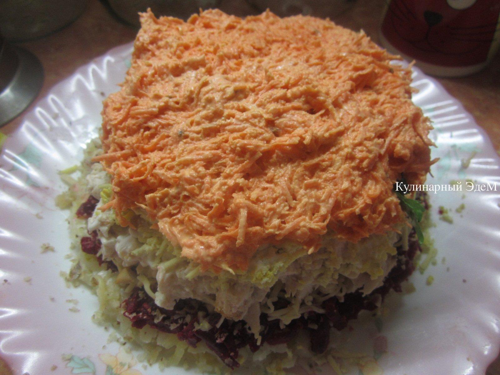 Торт шапка мономаха рецепт