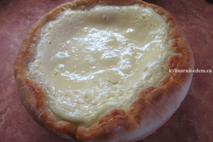 Как приготовить сметанник пирог рецепт с фото