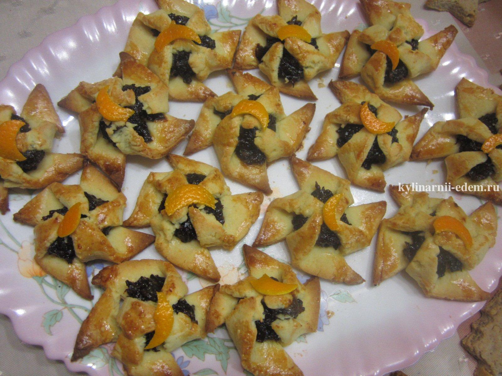 Рецепт печенья которое хранится долго