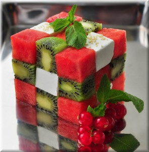 десерт рубика